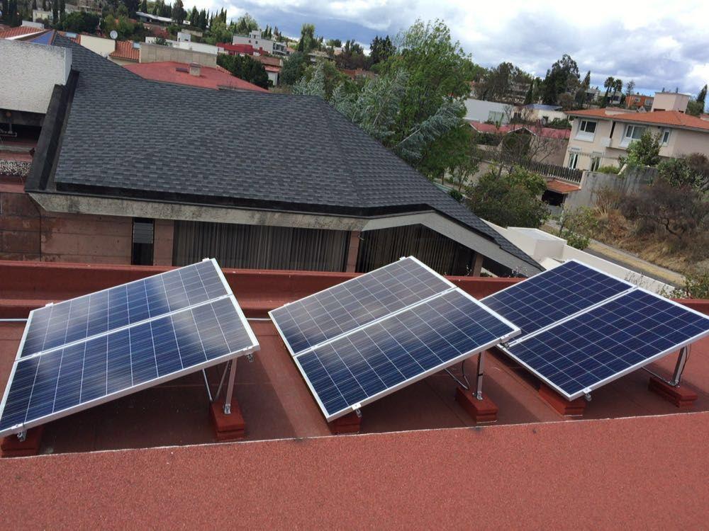 Erik 2 Paneles Solares Panel