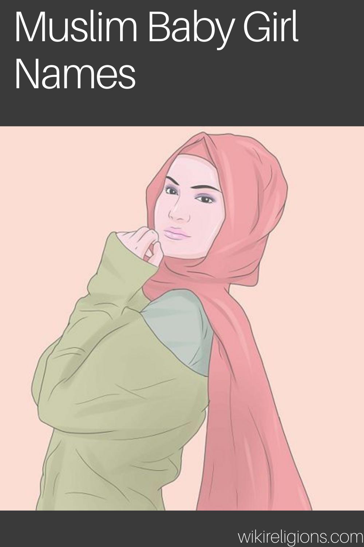 Muslim Baby Girl in 2020 Muslim baby girl names, Baby