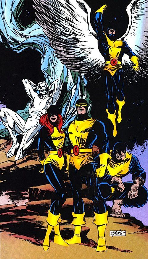 X Men Unlimited 7 Steve Epting Marvel Comics Art Comics Comic Art