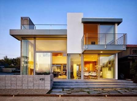 Resultado De Imagen Para One Floor Minimalist House Build A New
