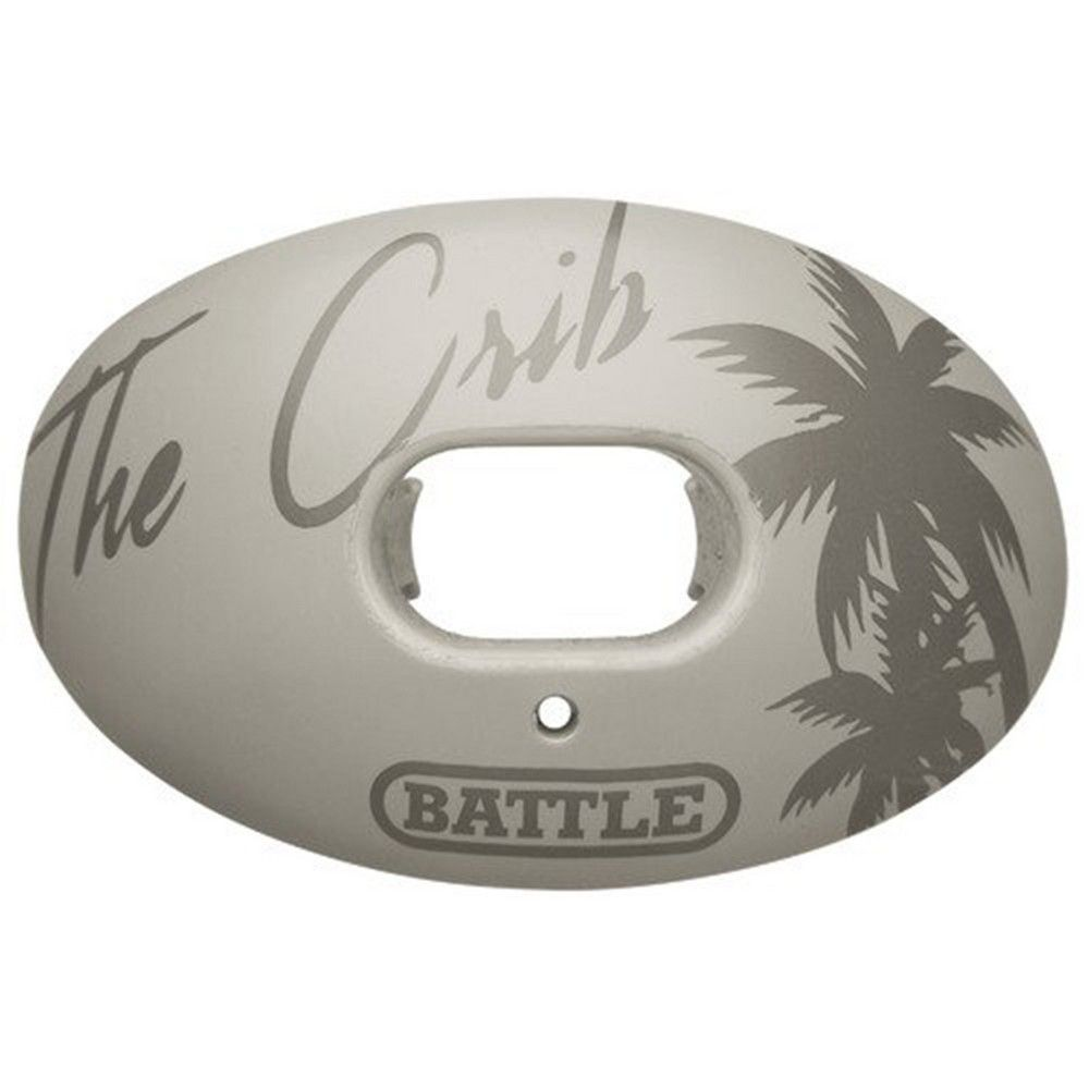 Battle sports science the crib oxygen lip protector