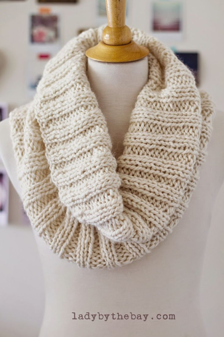 Ausgezeichnet Easy Knit Scarf Patterns For Beginners Bilder ...