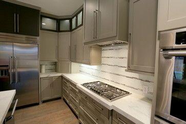 Best Gray Kitchen Sherwin Williams Intellectual Gray 704 400 x 300