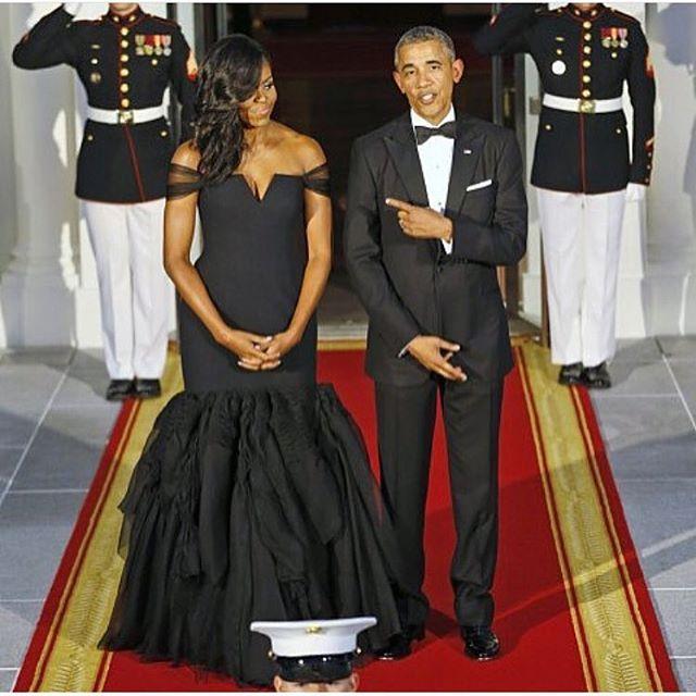 Slay #MichelleObama Slayyyyyy