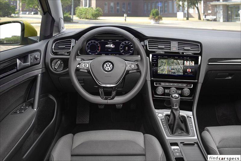 Volkswagen Golf Golf Vii Facelift 2016 1 0 Tsi 116 Hp