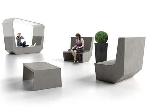 Merveilleux Green River, Urban Furniture