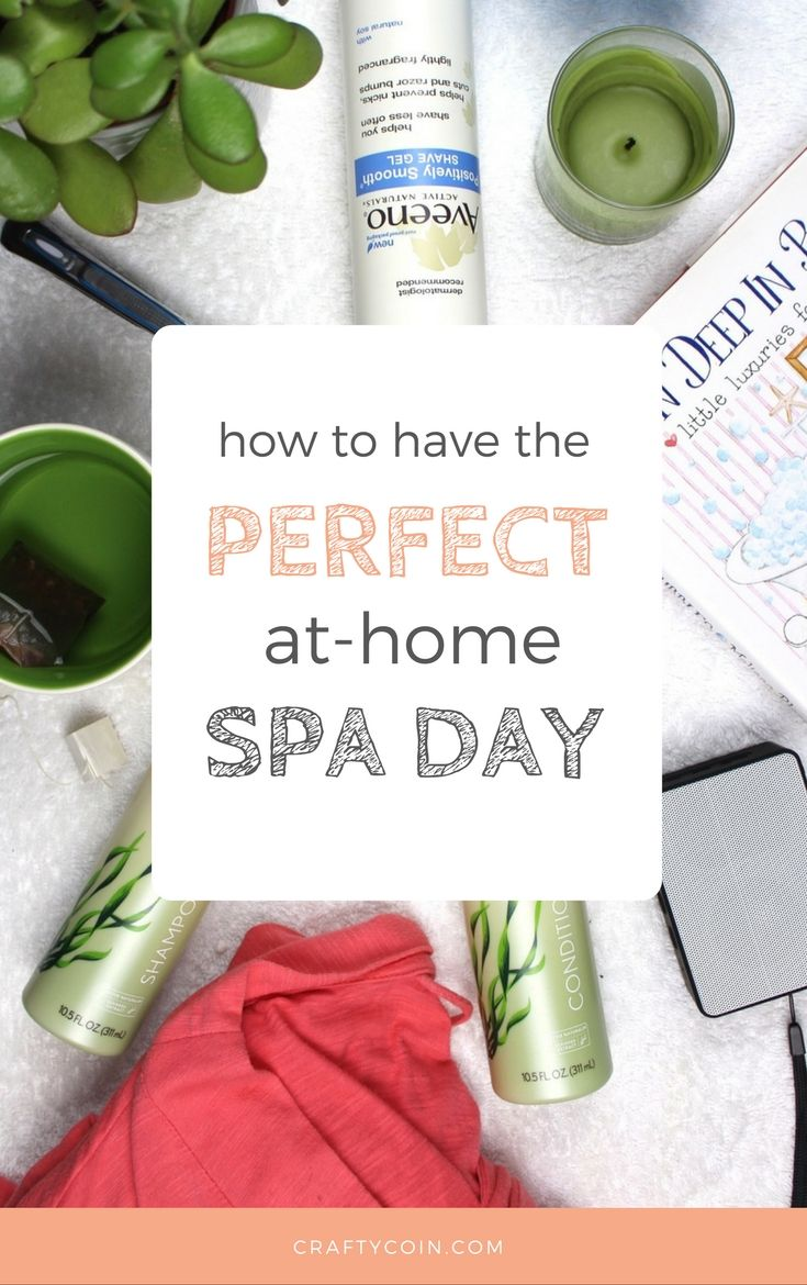 How to Have the Perfect At-Home Spa Day | Spa