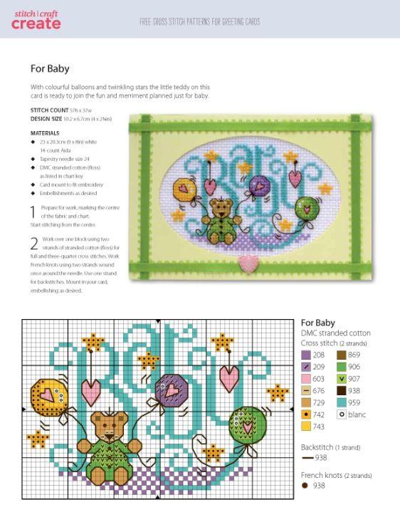 Gallery.ru / Фото #10 - Cross Stitch Patterns for Cards-Joan Elliott 2013 - Chispitas