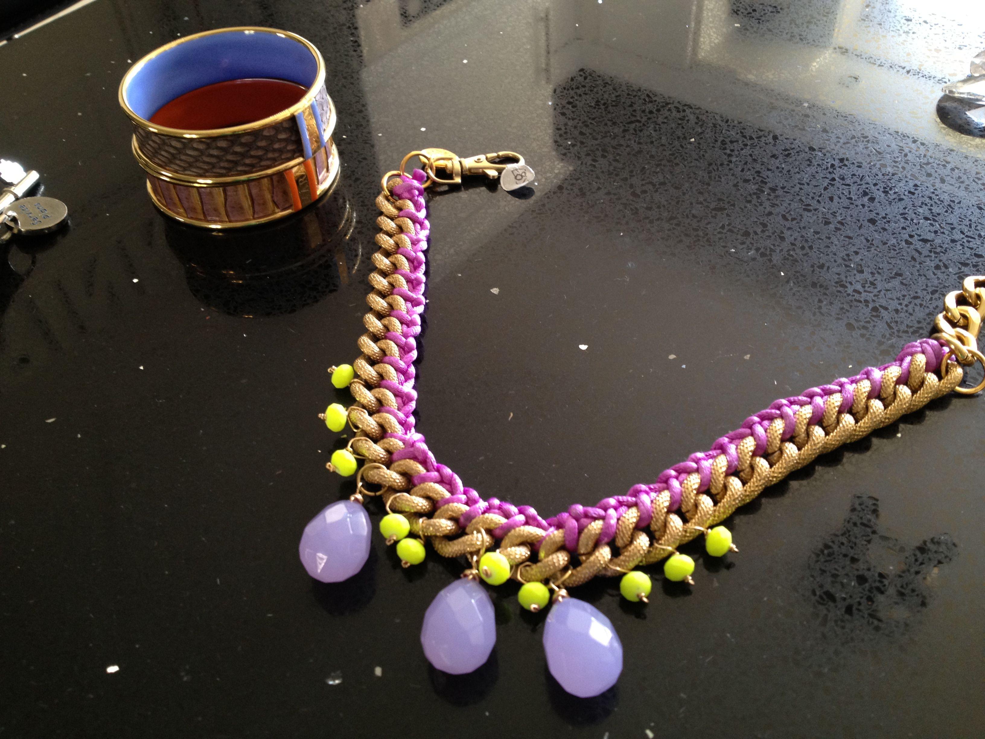 SPRING Cotton & Gems jewellery