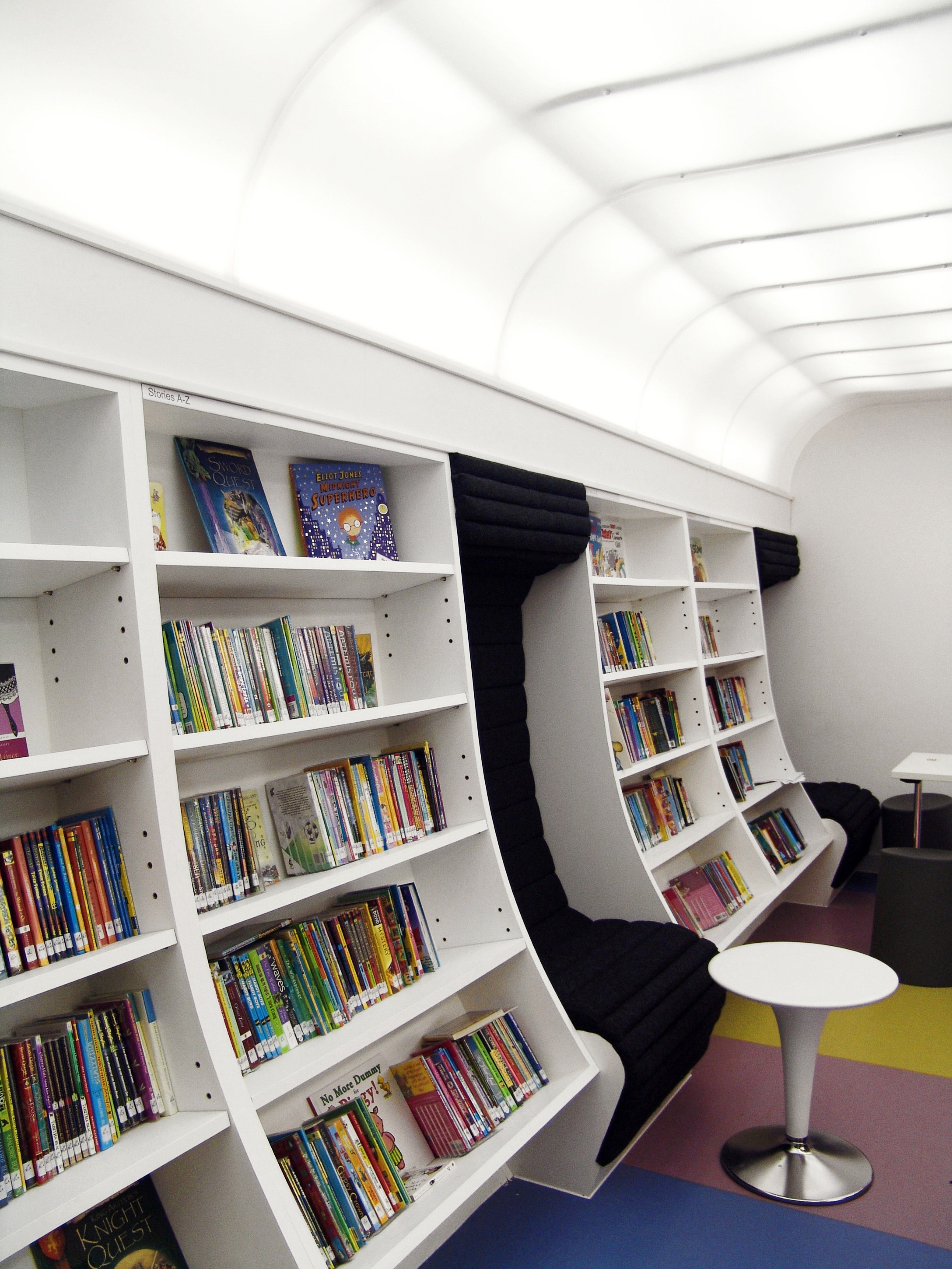 Library Nook With Images Home