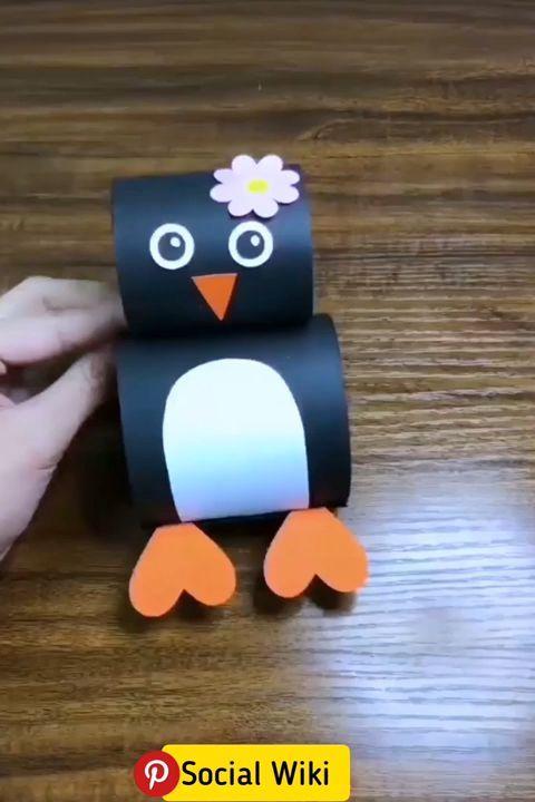 Fun Easy Paper Craft Ideas 2020 Goruntuler Ile Kids Crafts