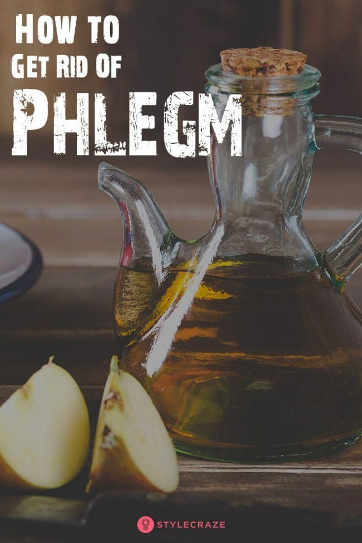 How to get rid of phlegm home remedies in 2020 cold