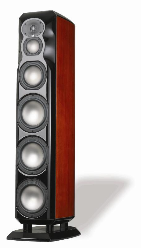 Floorstanding Speaker Salon 2 REVEL Hifi Speakers Monitor Bookshelf High End
