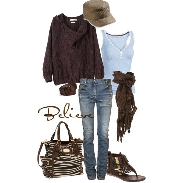 Believe..., created by tacciani on Polyvore