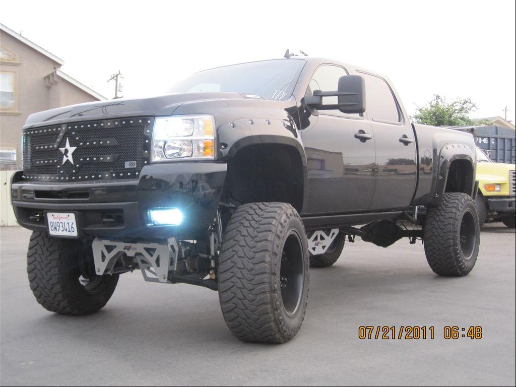 Pin By Shane Ede On My Truck Jacked Up Trucks Chevrolet Silverado 2500 Trucks
