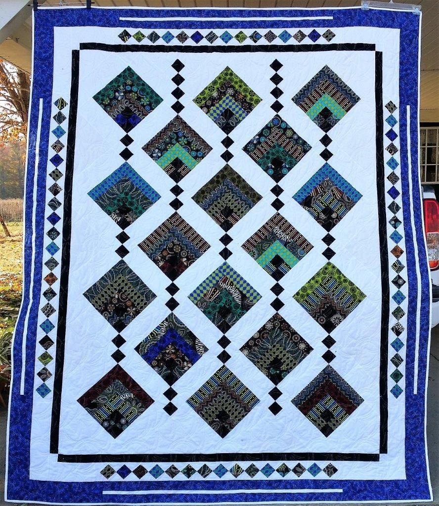 Crescendo Cozy Quilt Designs Quilt Pattern