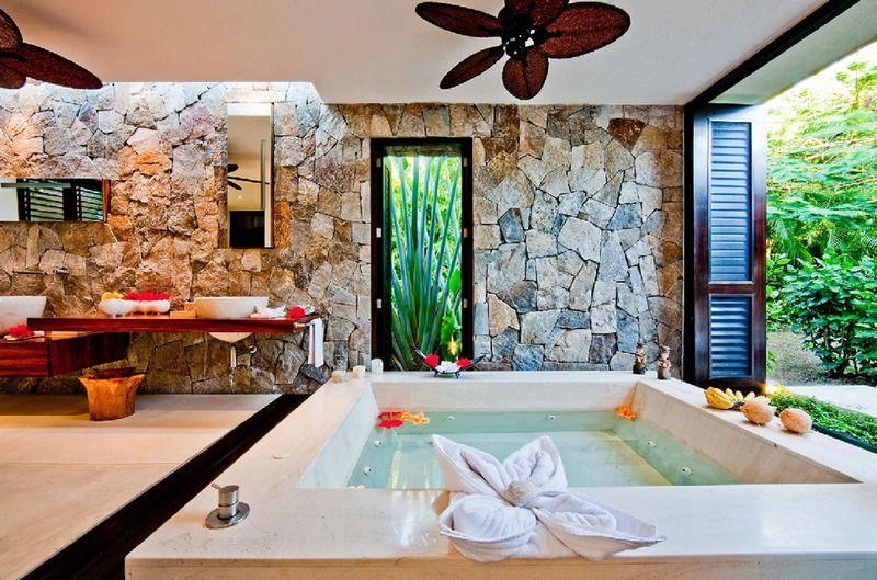Baños para morirse de envidia | Casas, Cuartos de baño al ...