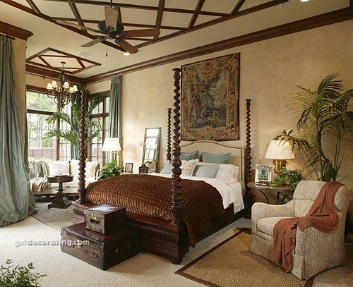 FY, Awesome Houses! - Elegant Master Bedrooms