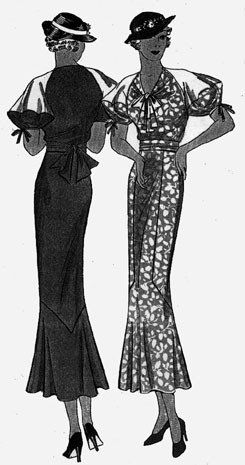 1930's Dress SP-948
