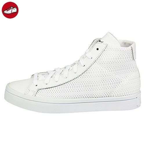 finest selection 6b1bc 06dee Adidas Originals Court Vantage Mid White Core Black Sneaker US8EU40 - Adidas  sneaker (