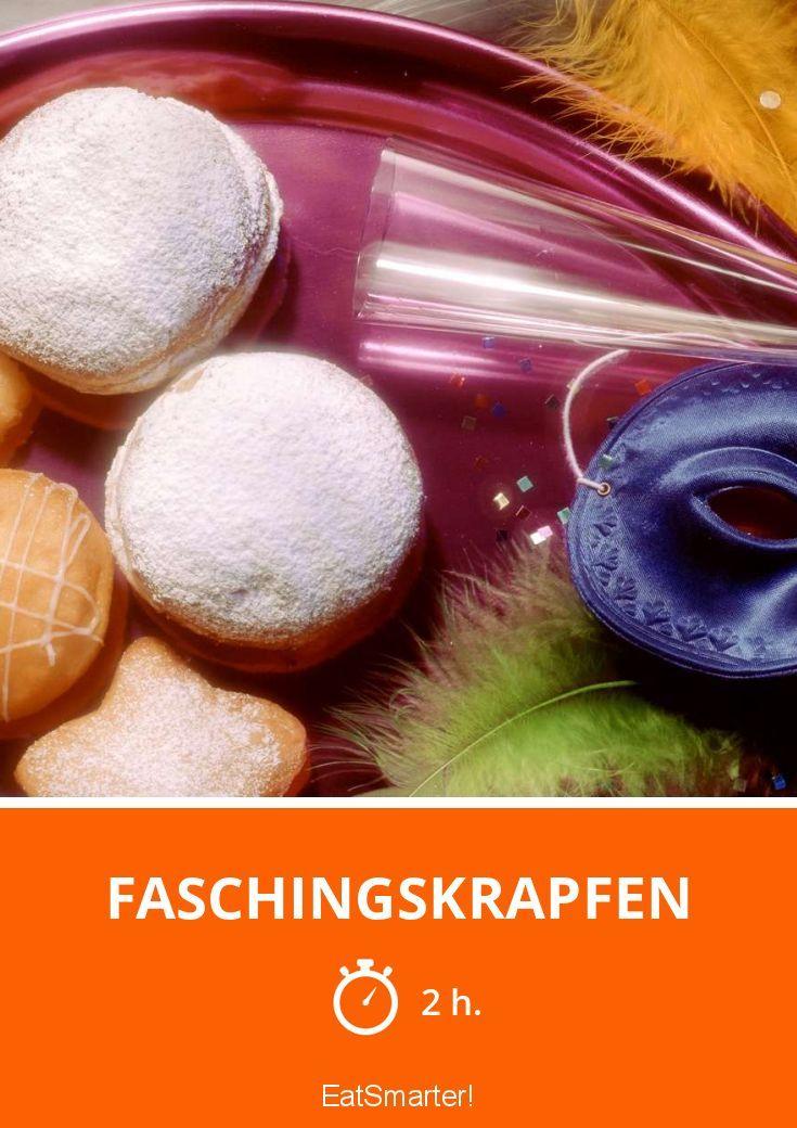 Faschingskrapfen - smarter - Zeit: 2 Std. | eatsmarter.de