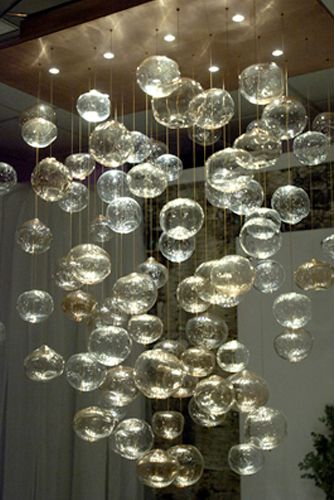 beautiful ritz lighting style. custom bubble chandelier from artisan crafted lighting beautiful ritz style