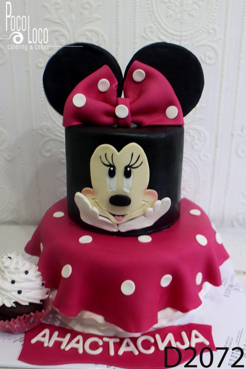 Rođendanska Torta Mini Maus Miki I Mini Dečije Torte