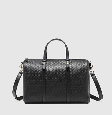 81cd050ef4e gucci nice microguccissima leather boston bag