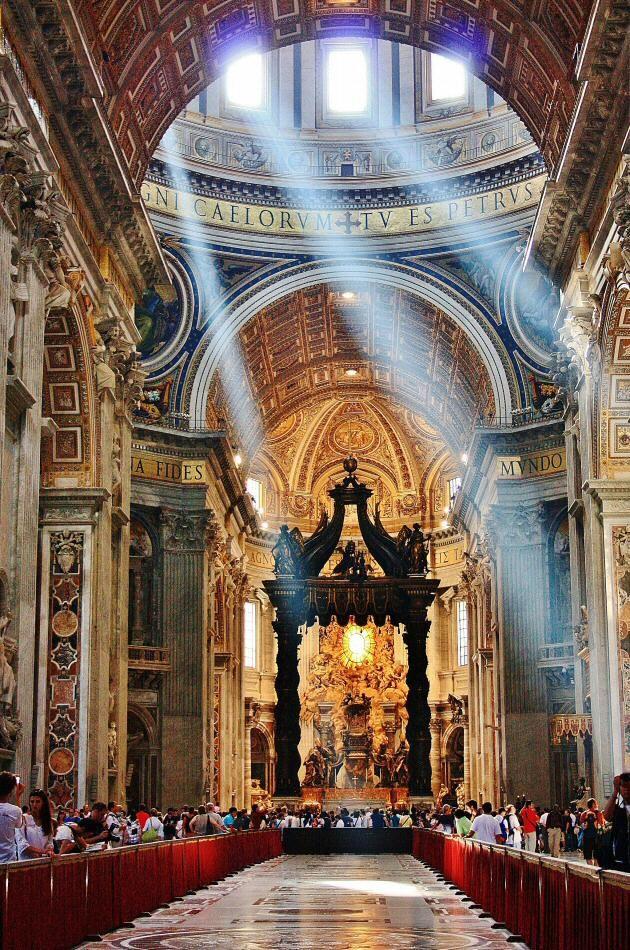 Visita Privada Basílica de San Pedro