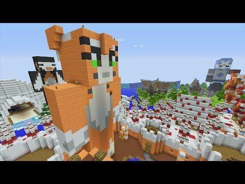 Stampylonghead Minecraft Xbox One Egypt Hunger Games YouTube - Minecraft hunger games spiele