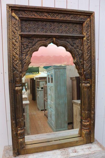 Spiegel Oriental von wood-art-ms via dawanda.com