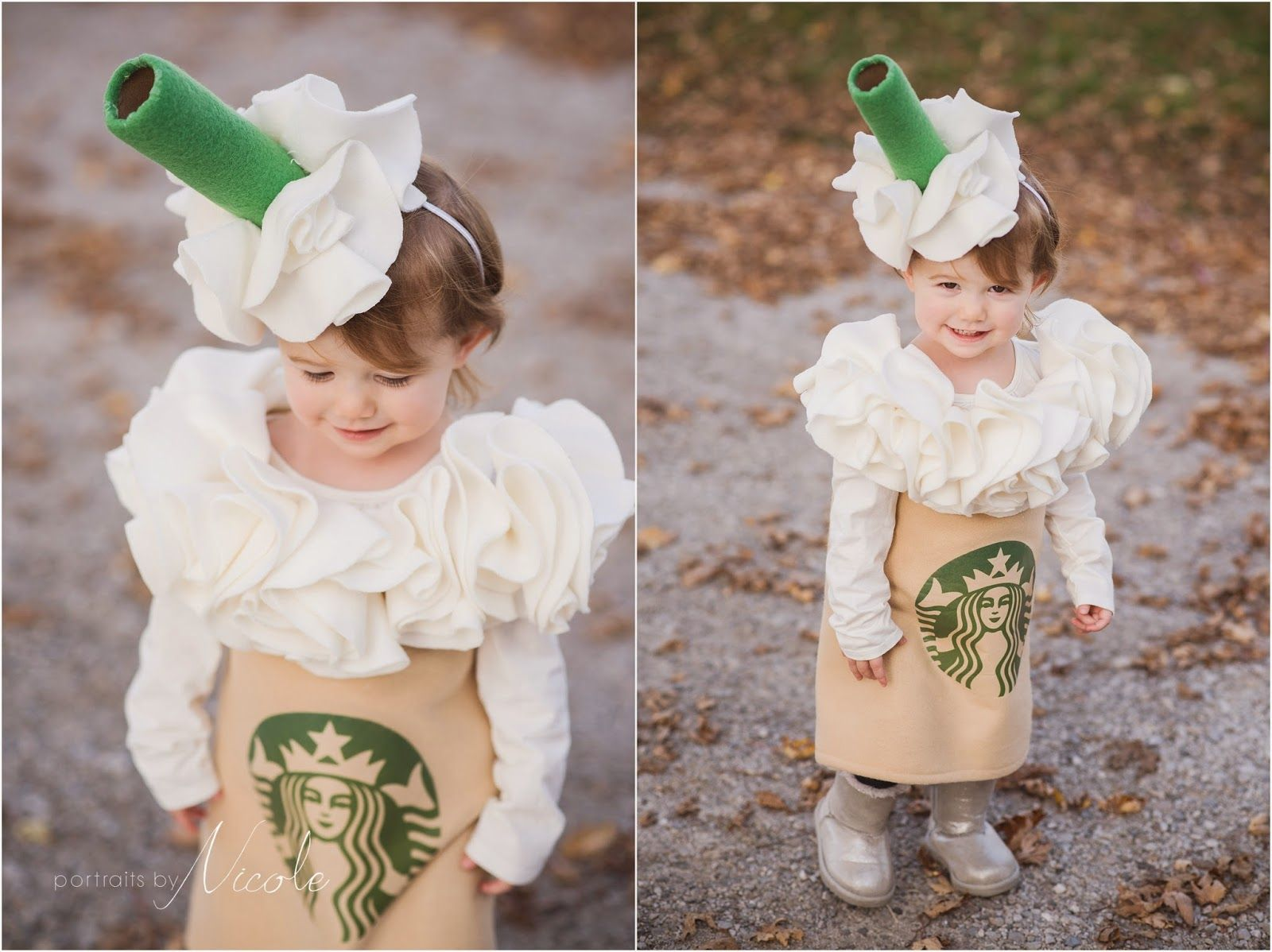 The Best Starbucks Coffee Around Halloween Costume
