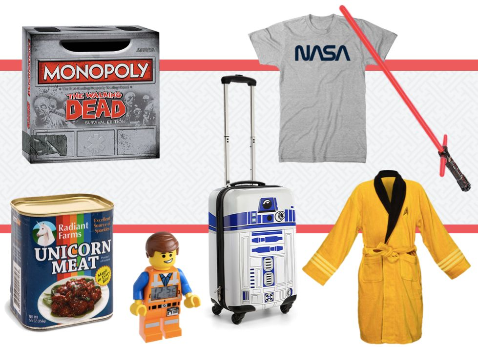Awesome Quirky Christmas Gift Ideas Part - 5: 13 Best Geek Gifts In 2016 - Quirky Nerd Christmas Gift Ideas Into 2017