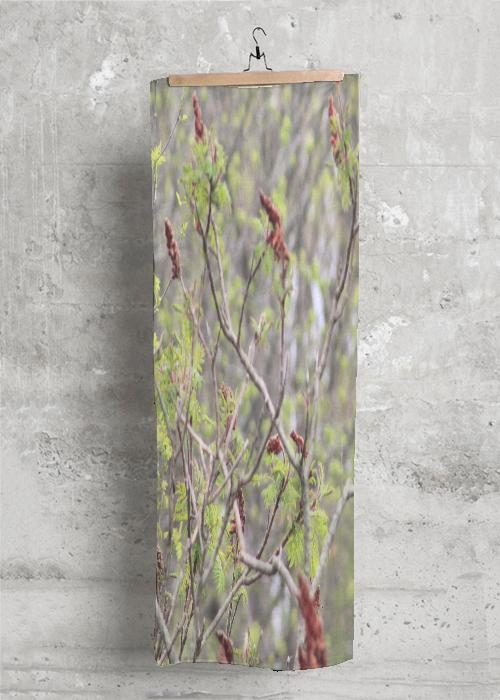 Cashmere Silk Scarf - Wyoming by VIDA VIDA FL7xRP9xYX