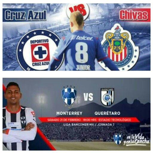 Mañana, sábado 21 los esperamos para ver estos partidos... Cruz Azul a las 5p.m.; Monterrey a las 7p.m...  Tenemos promoción del 2x1 en micheladas con botana de camarón seco, cuero, salchicha o charal durante los partidos.  https://m.facebook.com/elcevicheboutique/ https://twitter.com/elcevicheboutiq http://instagram.com/el_ceviche