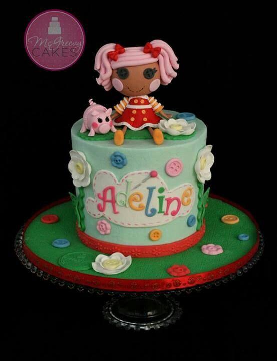 Loopsy cake...