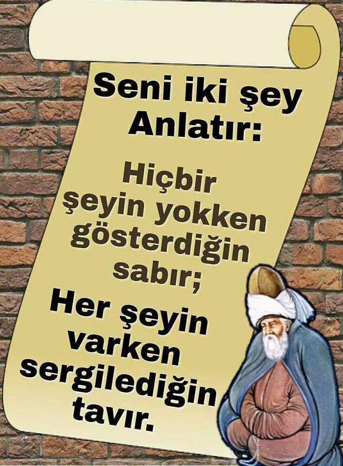 Resimli Mevlana Sozleri 2015 Cok Iyi Abi Cool Words Rumi Love Quotes Words