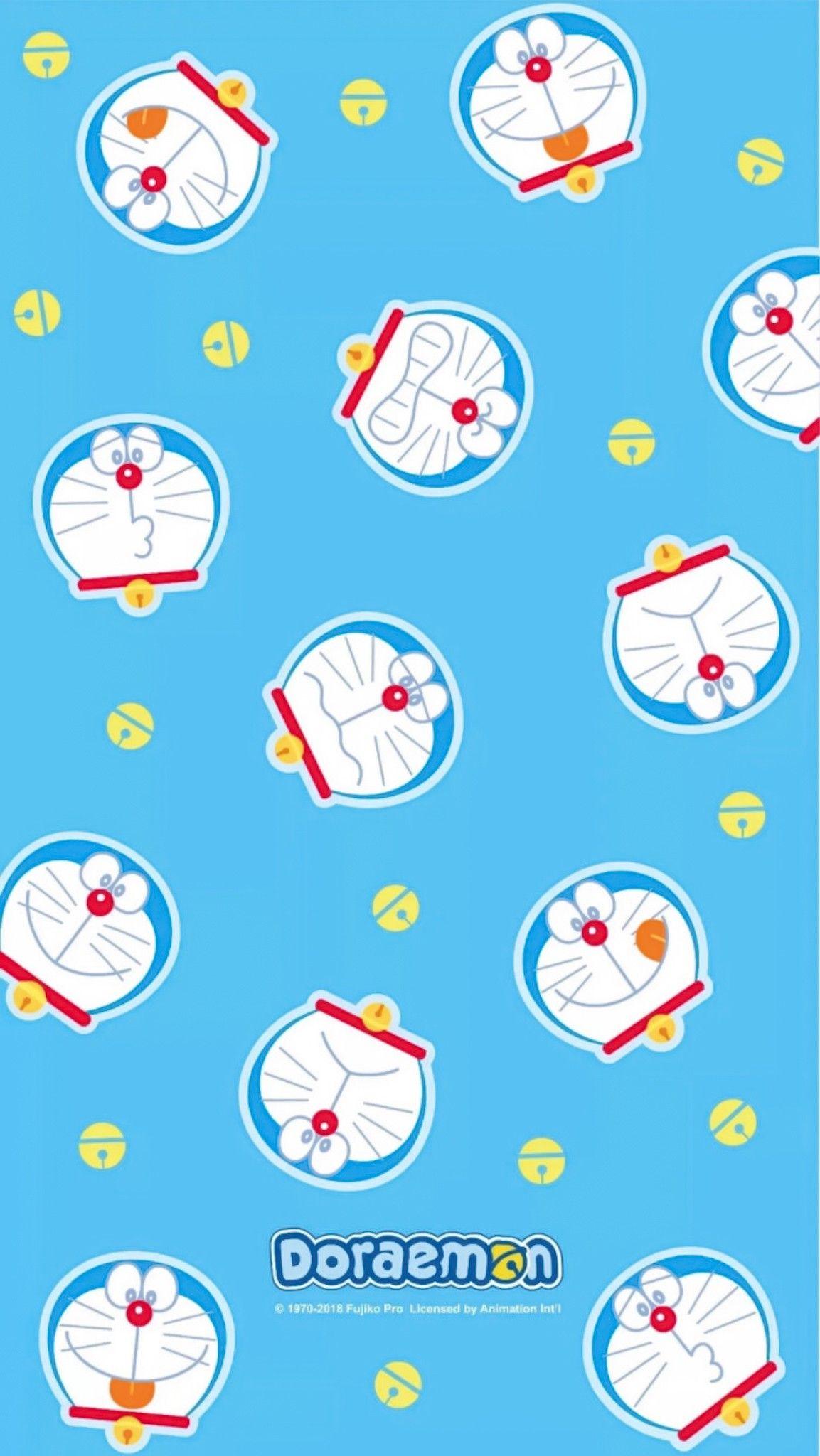 Gambar Doraemon ☆ BG oleh Aekkalisa di 2020 Kartun