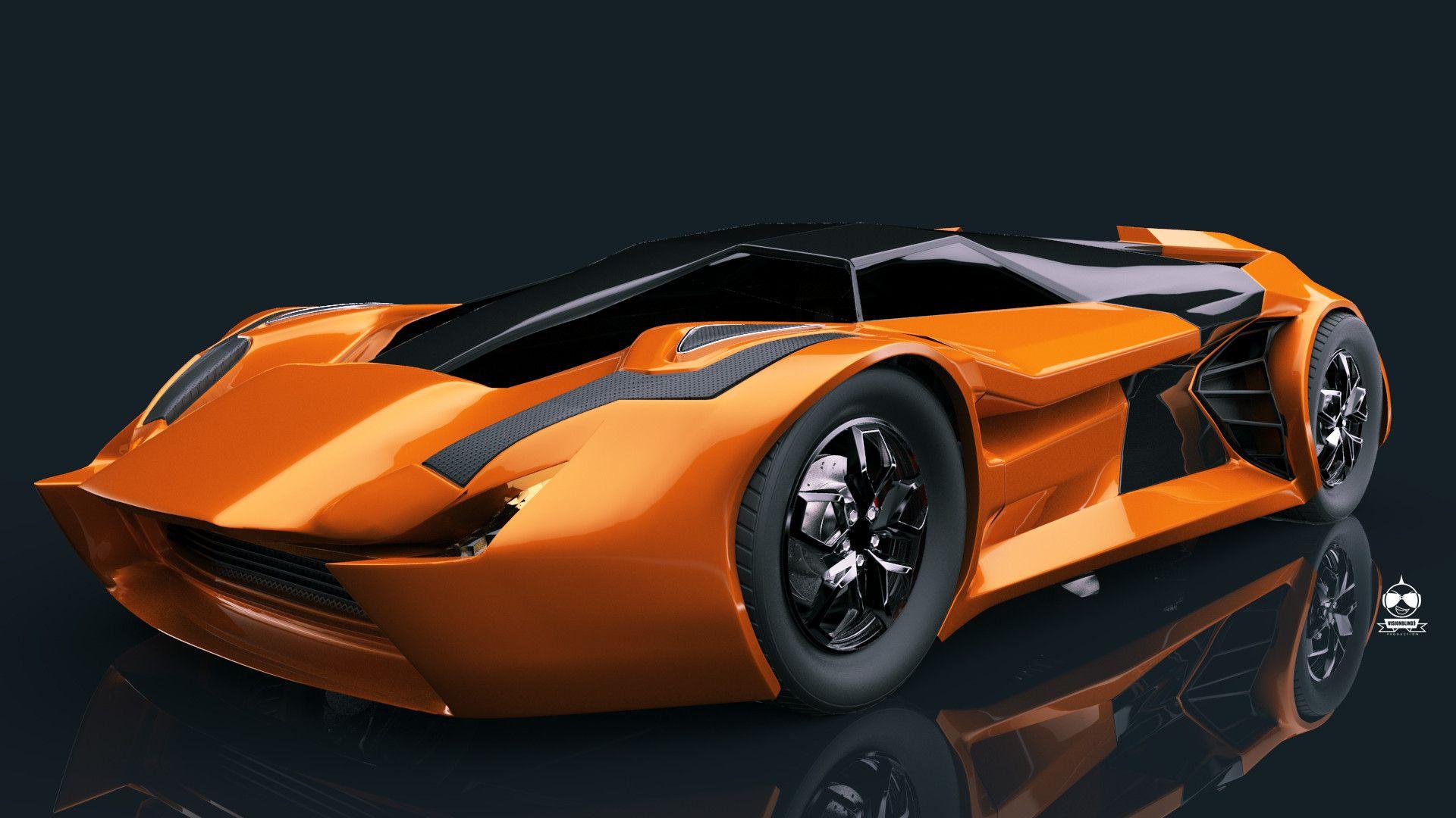 Artstation Lamborghini Diamante Concept Kadilu Alex