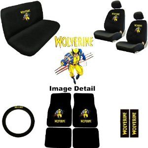 X Men Wolverine Car Accessories Car Accessories