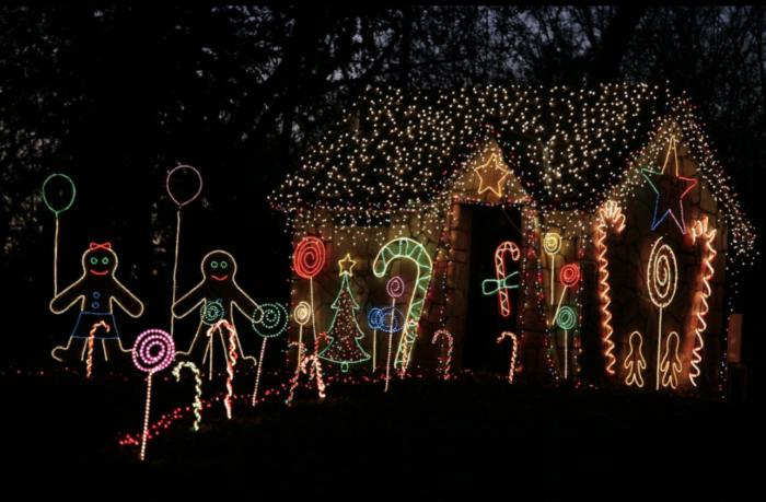 Tilles Park Christmas Lights.Winter Wonderland At Tilles Park St Louis Stl