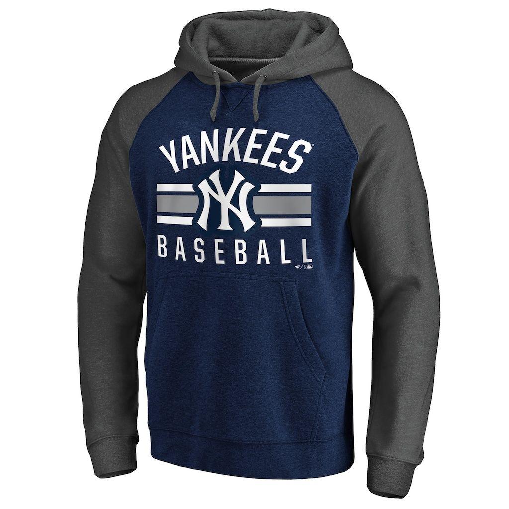 Men S New York Yankees Fleece Pullover Hoodie Hoodies Fleece Pullover Pullover Hoodie [ 1024 x 1024 Pixel ]