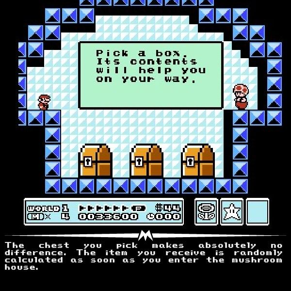 10 Interesting and Little-Known Facts about Super Mario Bros 3 (NES) [