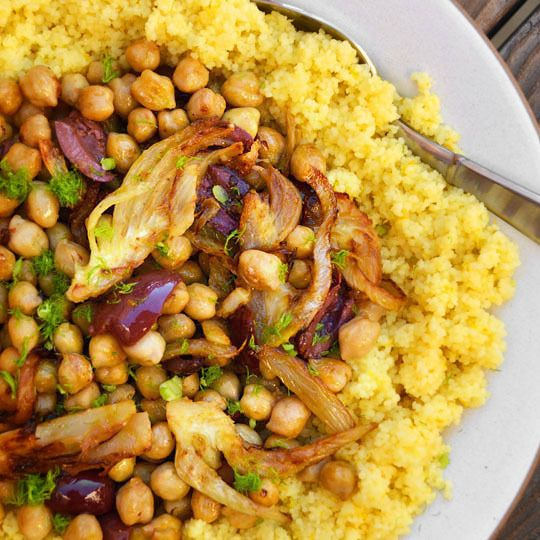 10 dinners with chickpeas