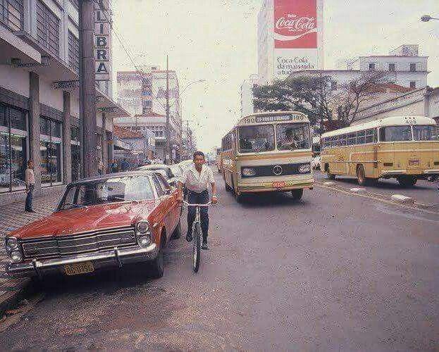 Bauru - São Paulo 1970