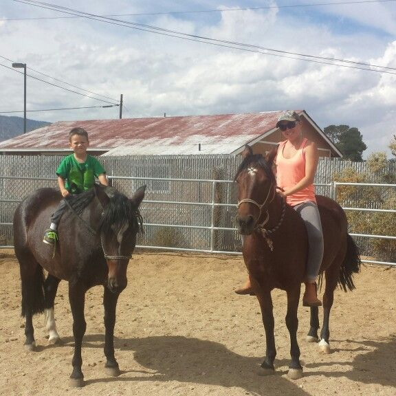 Proven Spots Ranch Chilean horse broodmare owned and trained by Kendall Melline of Proven Spots Ranch