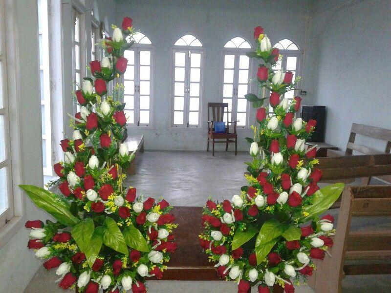 Artificial Flower Ina Khoi Ve Chi Bellos Arreglos