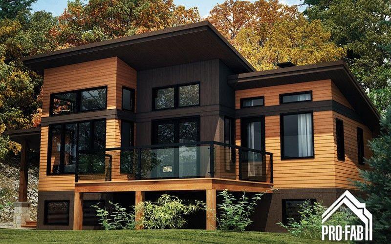 Panorama maison modulaire vendre pro fab projet for Projet maison 3d