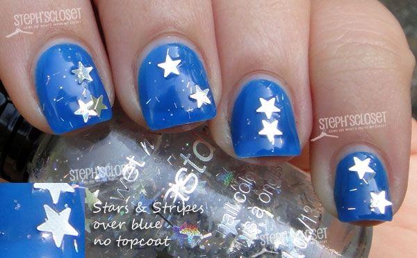 Wet N Wild Stars Stripes