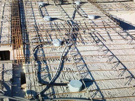 Netzwerkkabel Selber Machen : wie leerrohre verlegen in rohbaudecke elektroinstallation haus elektroinstallation und ~ Watch28wear.com Haus und Dekorationen